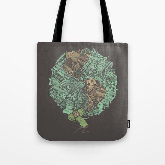 Prince Atlas Tote Bag