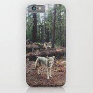 Injured Coyote iPhone 6 Slim Case