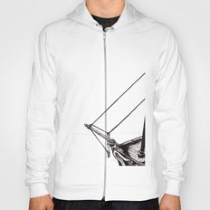 Gently Guided Ship Hoody
