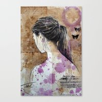 ISMENE Canvas Print