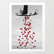 More Love Please! Art Print