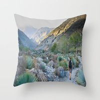 Onward Throw Pillow