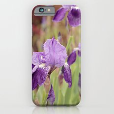 Purple Irises iPhone 6s Slim Case