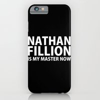 Nathan Fillion Is My Master Now iPhone 6 Slim Case