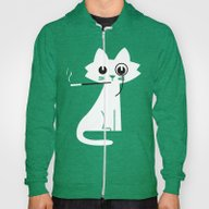 Mark - Aristo-Cat Hoody