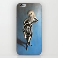 Masquerade pt 2 iPhone & iPod Skin