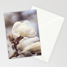 Magnolia Flower Stationery Cards