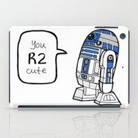 R2CUTIE iPad Case