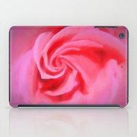 Folds Of Romance iPad Case