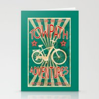 TOWPATH ADVENTURES Stationery Cards