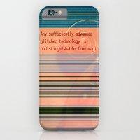 Glitch Magic iPhone 6 Slim Case
