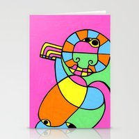Print #17 Stationery Cards