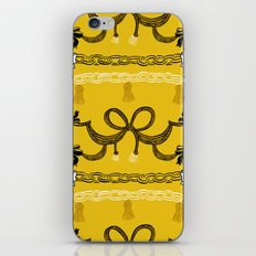Never break the chain iPhone & iPod Skin