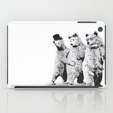 Funky Bears iPad Case