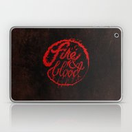 Game Of Type: Targaryen Laptop & iPad Skin