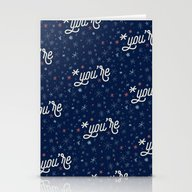 *you're Stationery Cards