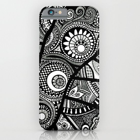 Foot bound iPhone & iPod Case