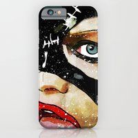 iPhone & iPod Case featuring Catwoman by Ed Pires