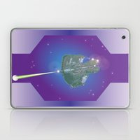 Unidentified Ship 1 Laptop & iPad Skin