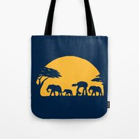 Unforgettable Walk Tote Bag