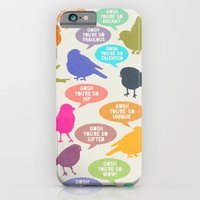 Birdsong_Gosh Quotes by Garima & Rachel iPhone 6 Slim Case