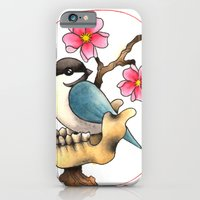 iPhone & iPod Case featuring CHICKBONE by Paul Ulrich