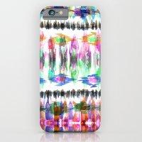 Ikat #8C iPhone 6 Slim Case