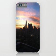 Sunset Skyline iPhone 6 Slim Case