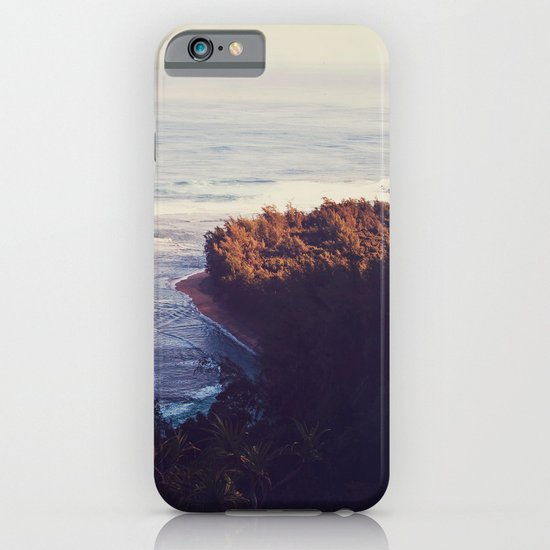 Morning Beach iPhone & iPod Case