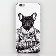 Astro Frog iPhone & iPod Skin