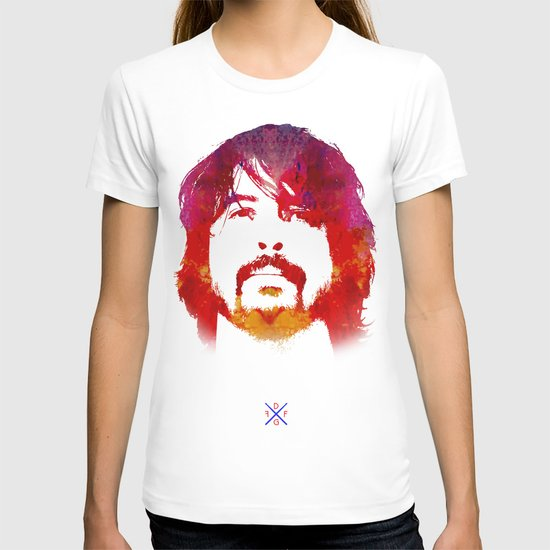 D. Grohl T-shirt