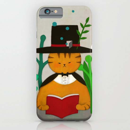 Wizard Cat iPhone & iPod Case