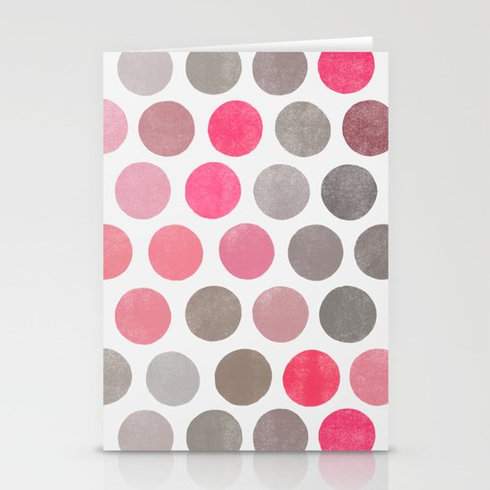 colorplay 4 sq Stationery Card