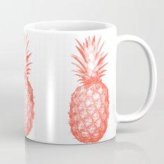 Coral Pineapple Mug