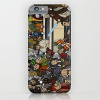 The Mos Eisley Cantina iPhone 6 Slim Case