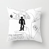 TWD Throw Pillow