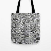 Knowing Wink (P/D3 Glitc… Tote Bag