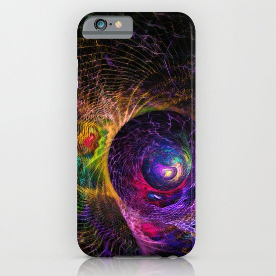Enmeshed iPhone & iPod Case