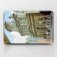 Paris in 35mm Film: Eglise Saint-Paul-Saint-Louis in Le Marais iPad Case
