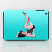 Pin Up Retro iPad Case