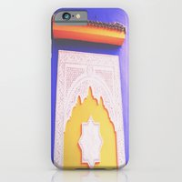 iPhone & iPod Case featuring majorelle blue by Eoxe
