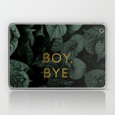 Boy, Bye - Vertical Laptop & iPad Skin