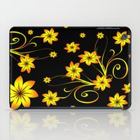 Flower Fantasy 3 iPad Case