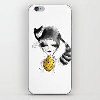 The Smile iPhone & iPod Skin
