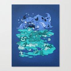 Cuteness Overload Canvas Print