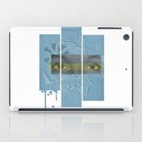 Fragmented iPad Case