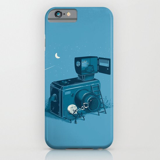 Quitting Time iPhone & iPod Case