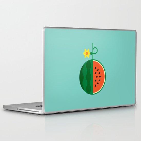 Fruit: Watermelon Laptop & iPad Skin