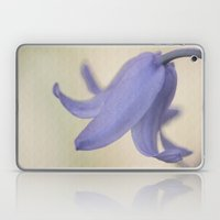 Spanish Bluebell Flower Laptop & iPad Skin