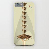Pixel Trek iPhone 6 Slim Case